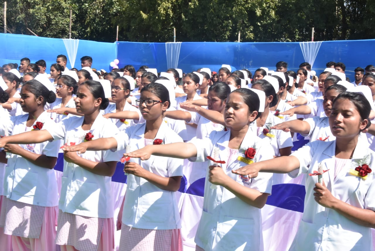 16th Capping Ceremony